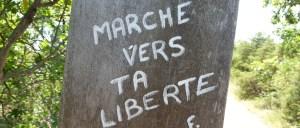 Geh auf Deine Freiheit zu - Via Podiensis